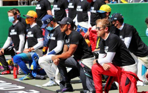 Vettel en Hamilton teleurgesteld in de Formule 1: ''Ze hebben ons laten vallen''