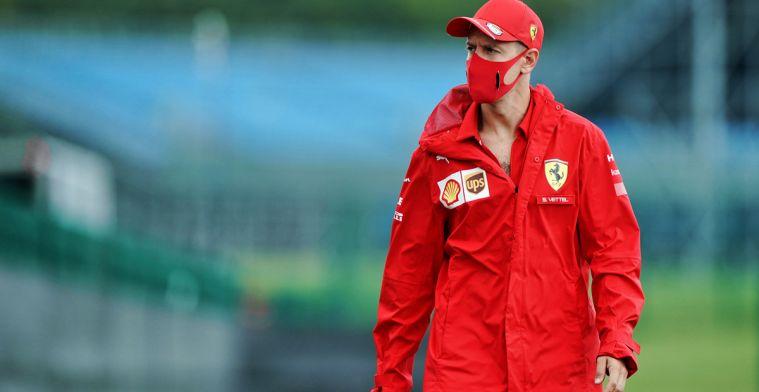 Vettel on preventing coronavirus: You can't lock drivers up