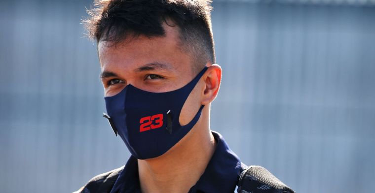 Albon finds Hulkenberg impressive: People forget how awkward that is