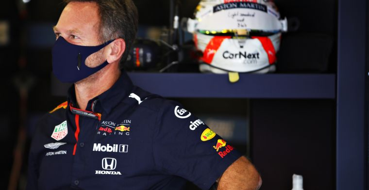 Horner keeps hope: Next week it will be warmer and Mercedes will be slower