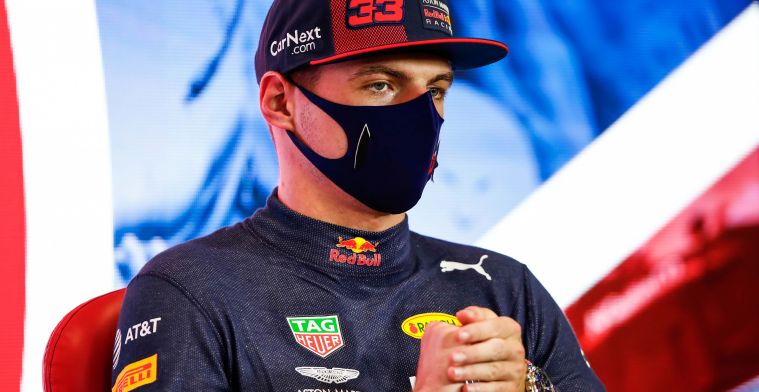 Verstappen: A lot can happen in the third, fourth and even sixth turn