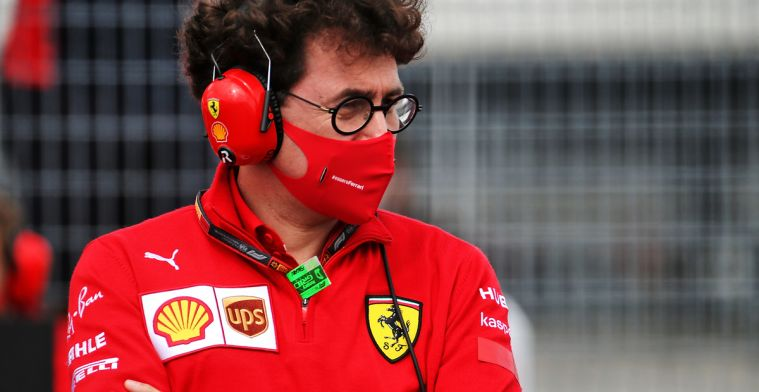 Binotto: I'm no longer the technical director at Ferrari
