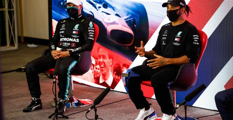 Struggle inside Mercedes bursts out: I'm still close to the championship