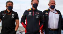 """Image: Horner points to new design: """"That has caused some balance problems"""""""