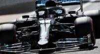Image: Hamilton takes victory at the British Grand Prix despite major tyre issue