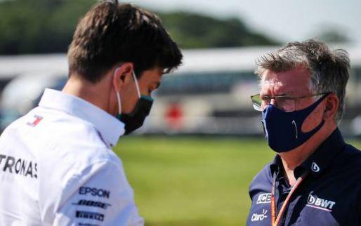 Team boss Mercedes: