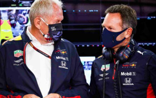 Red Bull doet onderzoek naar Mercedes-wagen:
