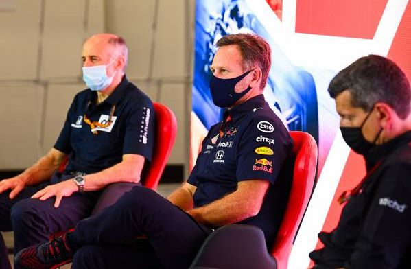 Horner on pace Albon: He needs a simple and boring weekend.