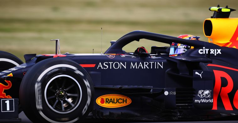 FIA: That's why Albon was given a five-second time penalty