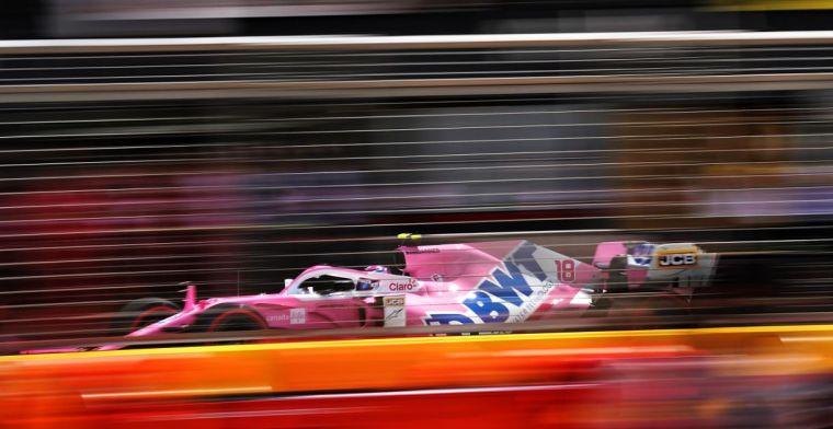 Kamphues: 'Lijkt wel alsof Perez de hele afstelling van de Racing Point doet'