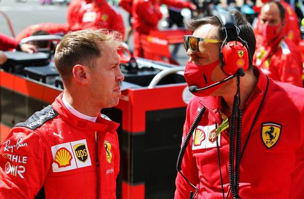 Confirmation Vettel's transfer to Racing Point was delayed by Perez infection