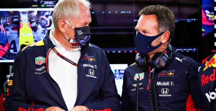 Red Bull doet onderzoek naar Mercedes-wagen: Dat is wat we proberen te begrijpen