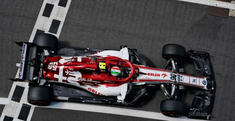 Alfa Romeo Racing puts an end to Red Bull dominance