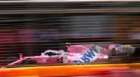Afbeelding: Kamphues: 'Lijkt wel alsof Perez de hele afstelling van de Racing Point doet'