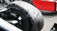 Image: Doornbos: 'Flat Mercedes tires are probably caused by a high degree of downforce'