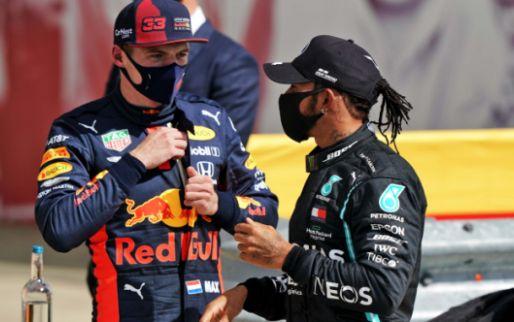 Lof voor Verstappen: ''In de eerste ronde liet hij weer zien wie de baas is''