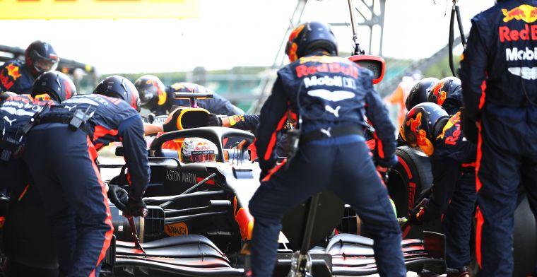 Pirelli: Onzeker of Verstappen het ook zonder extra pitstop had gehaald