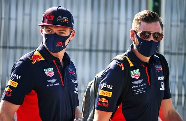 Verstappen: You never know what's gonna happen next weekend.