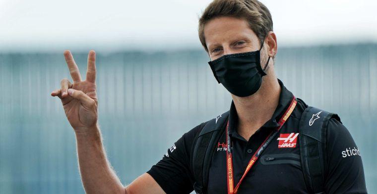 Webber about Grosjean: ''He doesn't understand a thing''