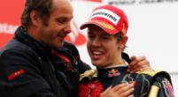 Image: Berger has some advice for Vettel: ''My advice would be to withdraw''