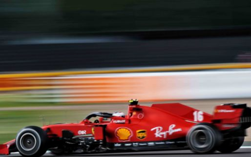 Ferrari leaves updates at home: