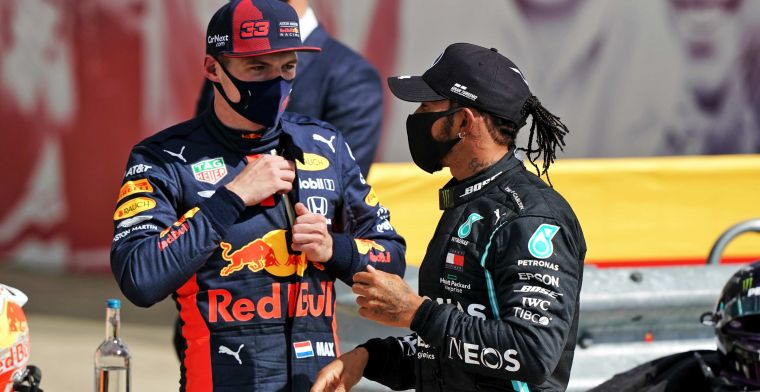 Mercedes explains choice: Otherwise you give the victory to Verstappen