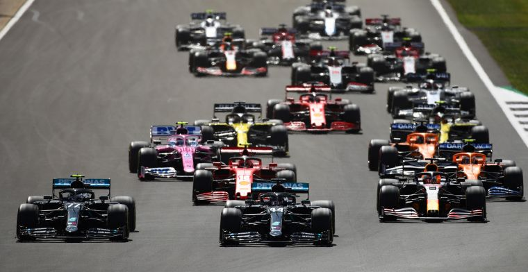 Live   Formule 1 Silverstone 2020 - Hulkenberg terug, Perez weer positief