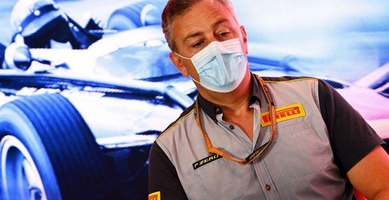 Silverstone moet kerbs aanpassen voor tweede race: ''Zijn stukjes blijven liggen''
