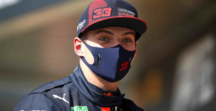 Verstappen: Maybe we'll find a tenth or a tenth and a half.