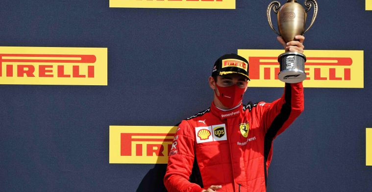 Leclerc explains: That's why I didn't want to kneel'