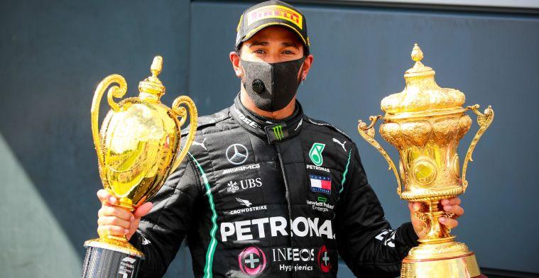 Voorbeschouwing: Ook tijdens tweede GP op Silverstone zal Mercedes dominant zijn