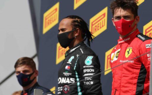 Leclerc woedend door beschuldigingen: