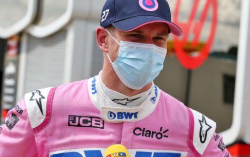 Hulkenberg bezig met terugkeer in F1: 'Duurt een paar weken voor het concreet is'