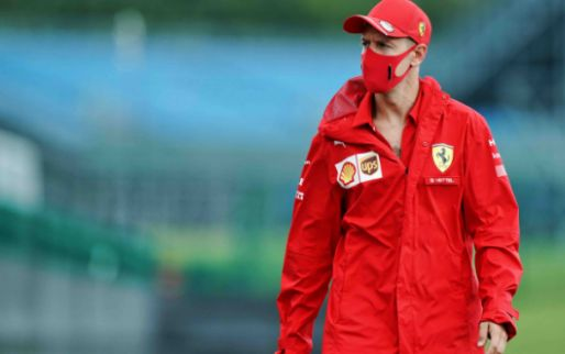 Vettel neemt speculaties weg: