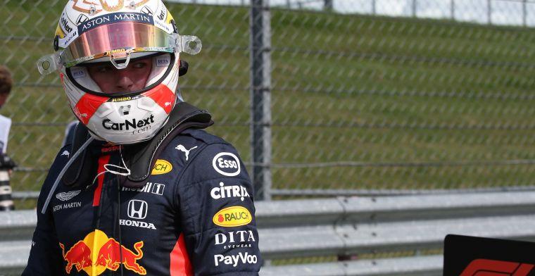 Verstappen: Mercedes just built a great car