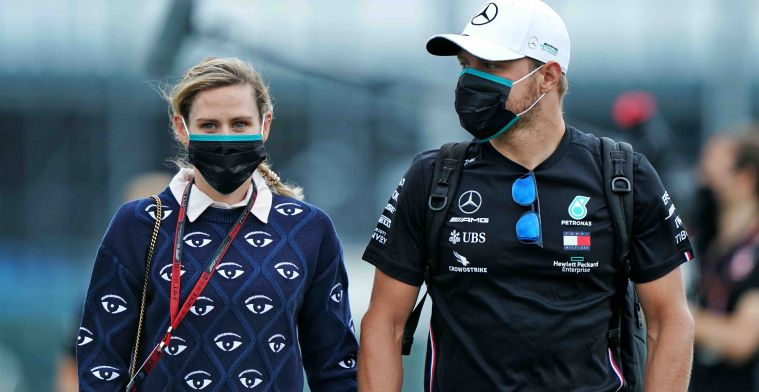 Bottas doesn't reassure Hamilton yet: Still a chance to win the title