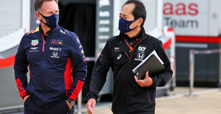 Honda's Tanabe: Silverstone proves we're making progress