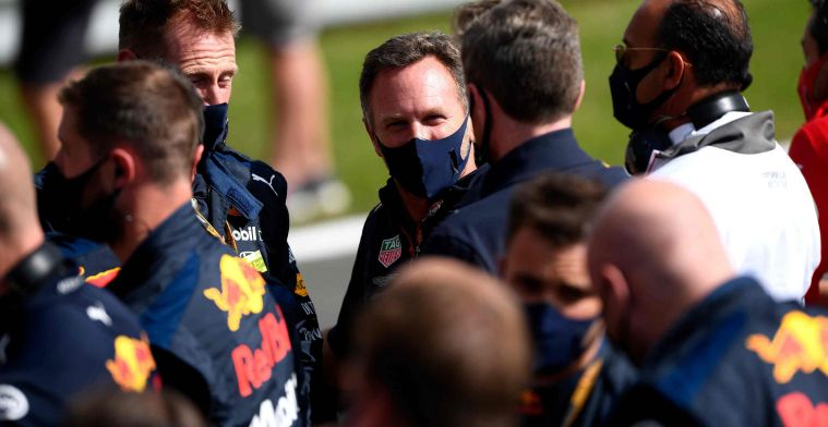 Horner sees mechanics being better protected: Not like in the good old days
