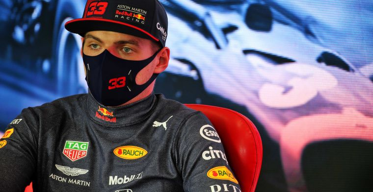 Verstappen about Imola: I think only one free practice is a bit stupid