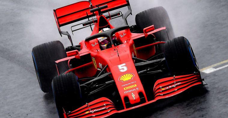 Vettel: De regio wordt niet voor niets het Duitse Siberië genoemd