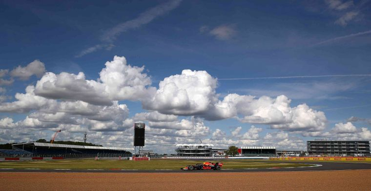 Weather forecast: A warm and sunny weekend at Silverstone
