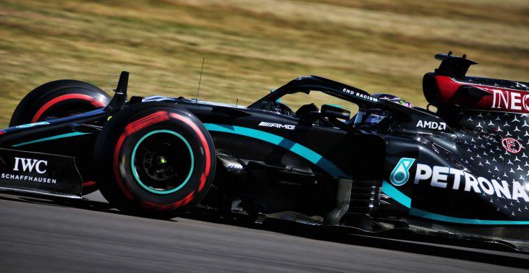 Samenvatting VT1: Mercedes snel, Verstappen vlak voor Hulkenberg op P3