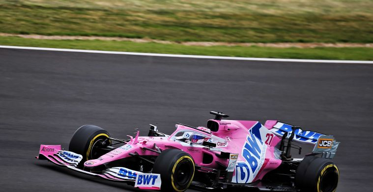 Ferrari, McLaren and Renault want to appeal against Racing Point