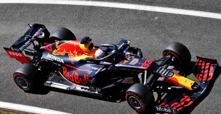 Volledige uitslag VT1: Verstappen moet in de achtervolging op Mercedes