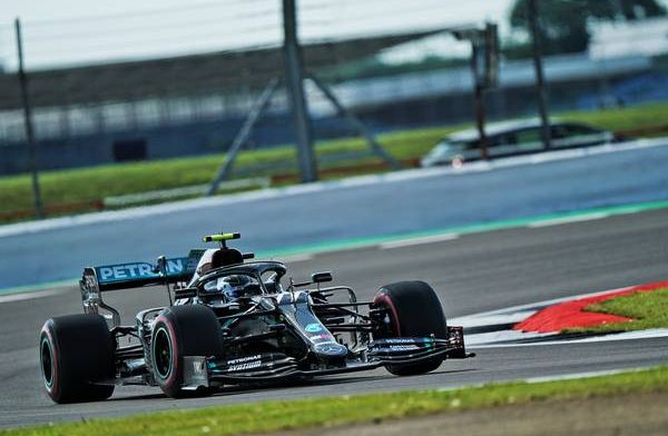 Bottas and Hamilton lead FP1 at 70th Anniversary GP!