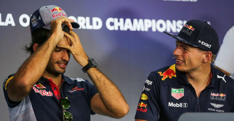 Is Verstappen difficult as a teammate? You'd better ask Red Bull''