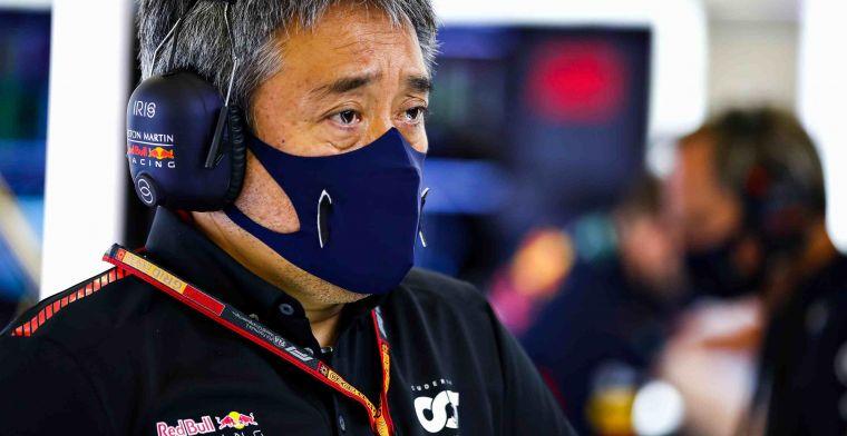 Tanabe: Hebben kunnen werken aan de optimalisatie van Honda-krachtbron