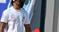 """Afbeelding: Hamilton ziet opnieuw ruim gat naar Red Bull: """"We begrijpen de wagen vrij goed"""""""