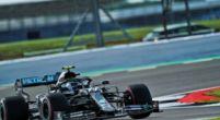 Image: Bottas and Hamilton lead FP1 at 70th Anniversary GP!