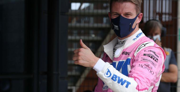 Stelling: Hülkenberg is de ideale teamgenoot voor Verstappen bij Red Bull
